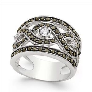 INC International Concepts Braided Ring Size 7